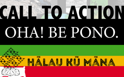 Makua Call To Action!