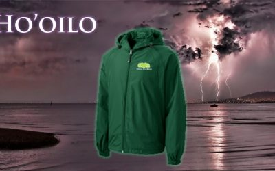 Ho'oilo is here! So are HKM rain jackets!