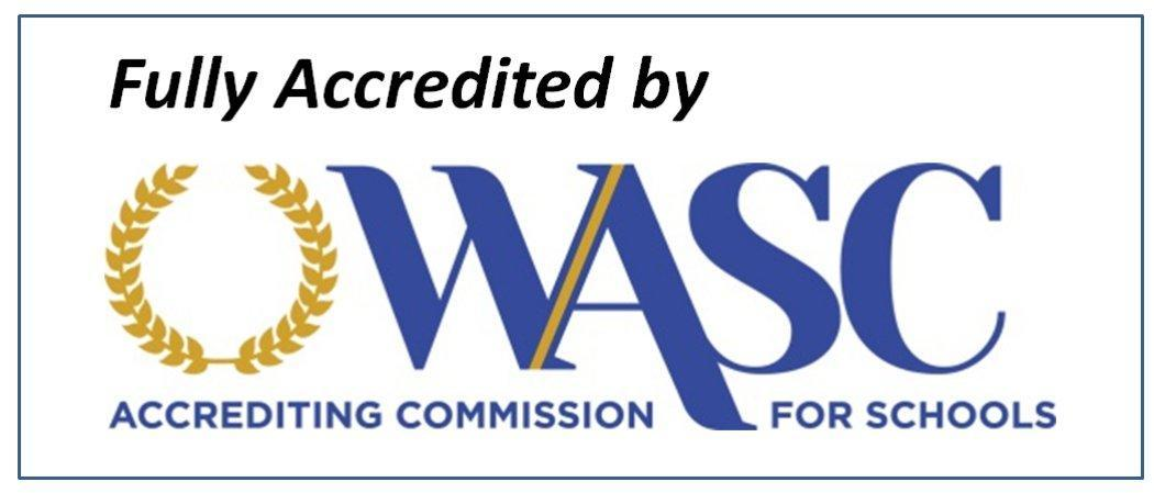 HKM EARNS WASC ACCREDITATION THROUGH 2027!